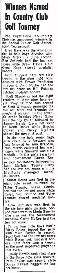 Golf-tourney-1970-FHS